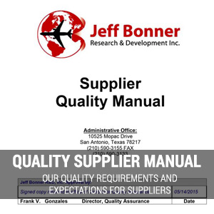 Quality Supplier Manual